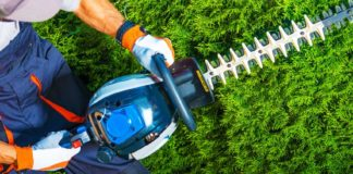 How to Sharpen a Hedge Trimmer